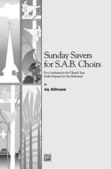 Sunday Savers for SAB Choirs