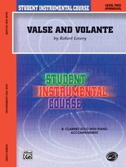 Valse and Volante