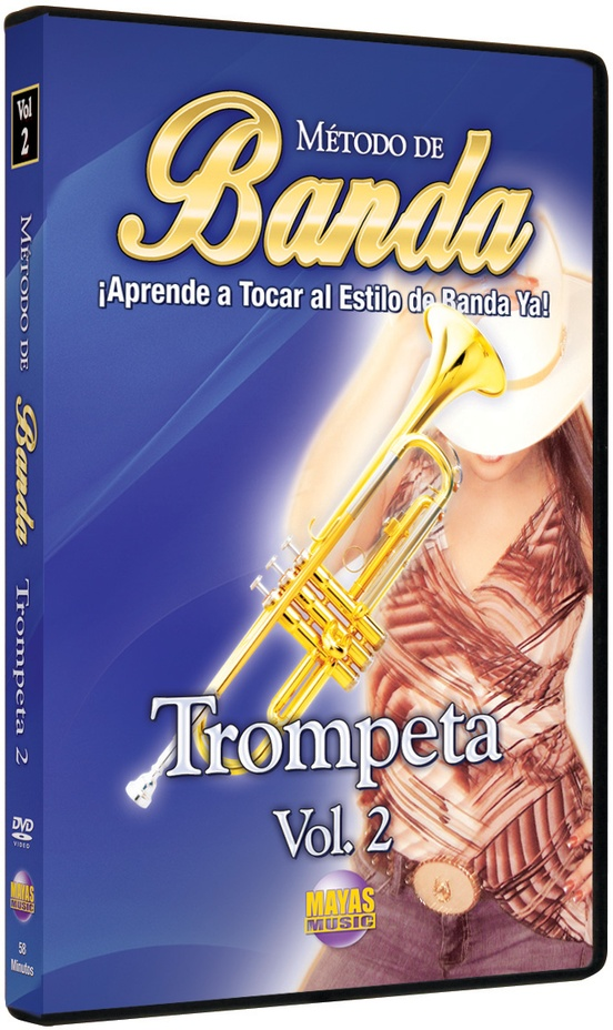 Virtuosso Curso De Trompeta Vol.2