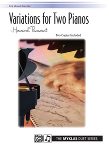 Variations for Two Pianos