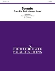 Sonata (from Die Bankelsangerlieder)