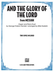 And the Glory of the Lord (from Messiah)