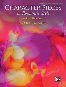 Character Pieces in Romantic Style, Book 2