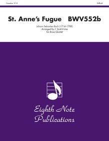 St. Anne's Fugue, BWV552b