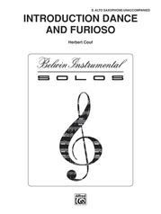 Introduction, Dance and Furioso