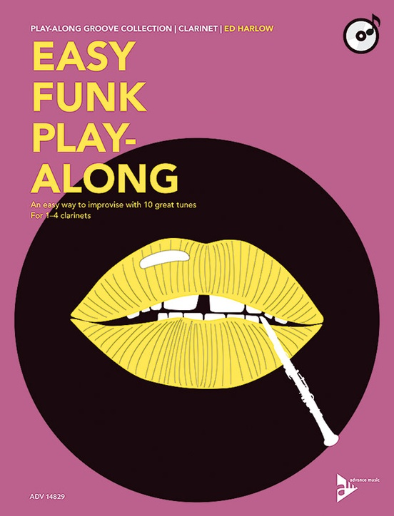 Easy Funk Play-Along: Clarinet