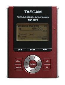 Tascam MPGT1 MP3 Guitar Trainer
