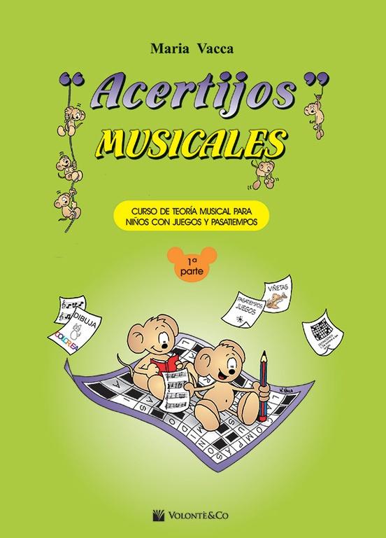 Acertijos Musicales, Parte 1