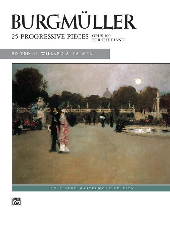 Burgmüller: 25 Progressive Pieces, Opus 100