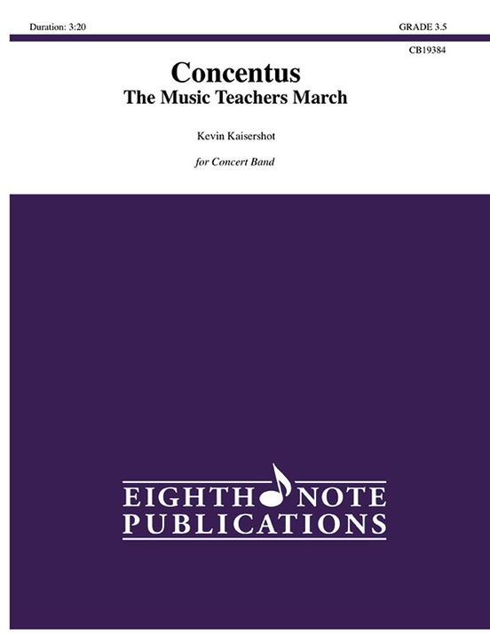 Concentus: The Music Teachers March