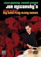 Joe McCarthy's Afro-Cuban Big Band Play-Along Series