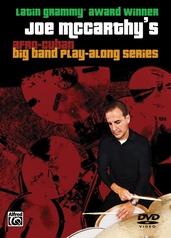 Joe McCarthy's Afro-Cuban Big Band Play-Along Series