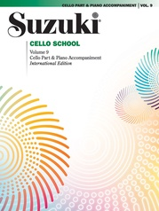Suzuki Cello School, Volume 9