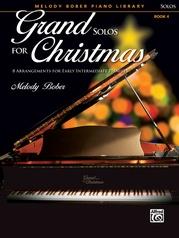 Grand Solos for Christmas, Book 4
