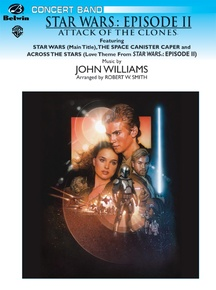 <I>Star Wars®:</I> Episode II <I>Attack of the Clones,</I> Themes from