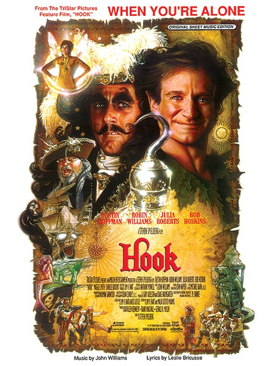 When You're Alone (from Hook)