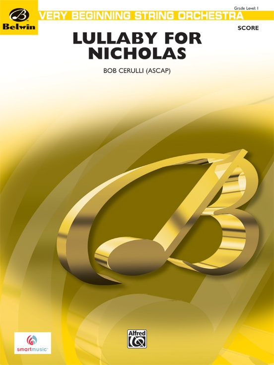 Lullaby for Nicholas