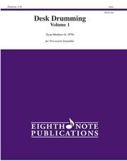 Desk Drumming, Volume 1