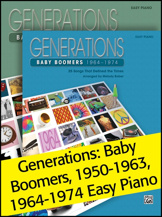 Generations: Baby Boomers EP (Value Pack)