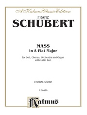 Mass in A-flat Major
