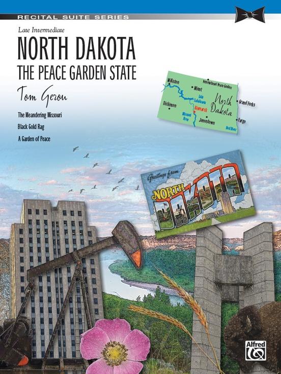 North Dakota: The Peace Garden State
