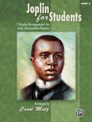Joplin for Students, Book 2