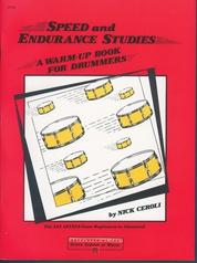 Speed and Endurance Studies