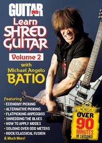 Guitar World: Learn Shred Guitar, Volume 2