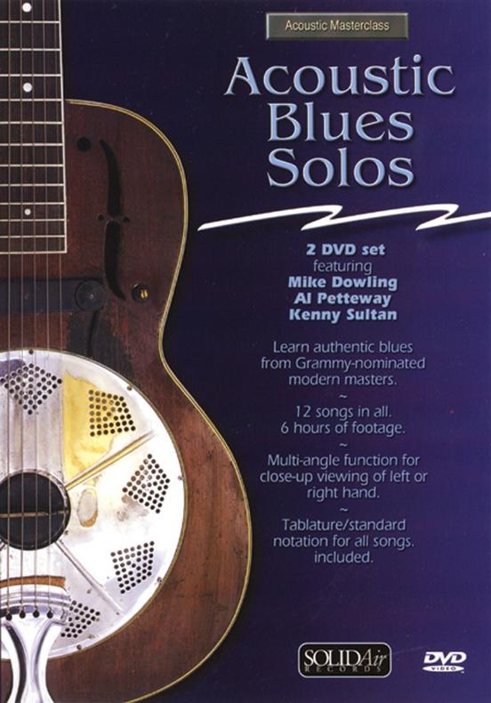 Acoustic Masterclass Series: Acoustic Blues Solos