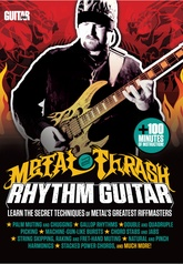 Guitar World: Metal and Thrash Rhythm Guitar