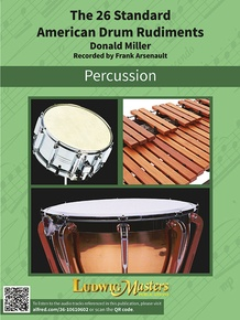 The 26 Standard American Drum Rudiments