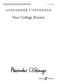 New College Service