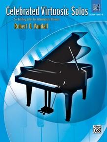 Celebrated Virtuosic Solos, Book 4
