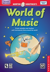 Creating Music Series: World of Music (Beginner)