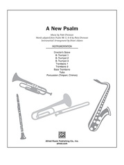 A New Psalm