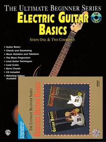 Ultimate Beginner Series Mega Pak: Electric Guitar Basics