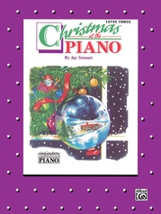 David Carr Glover Method for Piano: Christmas at the Piano, Level 3