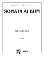 Sonata Album, Volume I