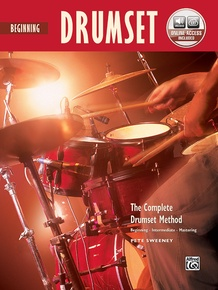 The Complete Drumset Method: Beginning Drumset