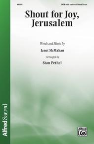 Shout for Joy, Jerusalem