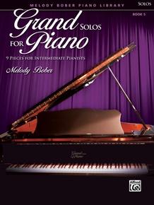 Grand Solos for Piano, Book 5