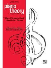 Piano Theory, Level 4