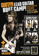 Guitar World: Lead Guitar Boot Camp!