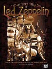 Drum Techniques of Led Zeppelin