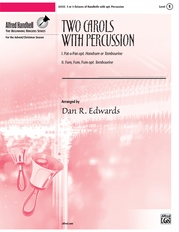 Two Carols with Percussion