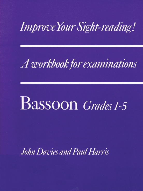 Improve Your Sight-Reading! Bassoon, Grade 1-5