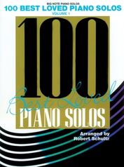 100 Best Loved Piano Solos, Volume 1