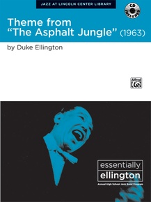 The Asphalt Jungle Suite, Theme from