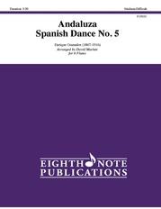 Andaluza -- Spanish Dance No. 5