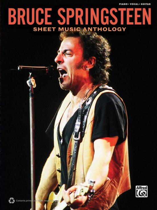 Bruce Springsteen: Sheet Music Anthology